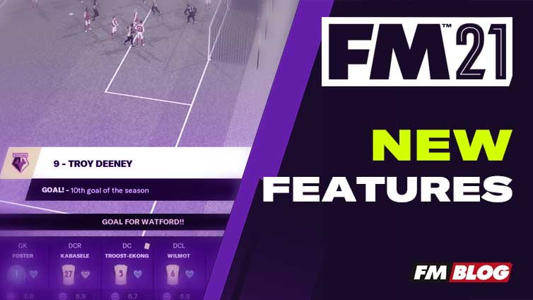 Football Manager 2021 | New Features | FM21