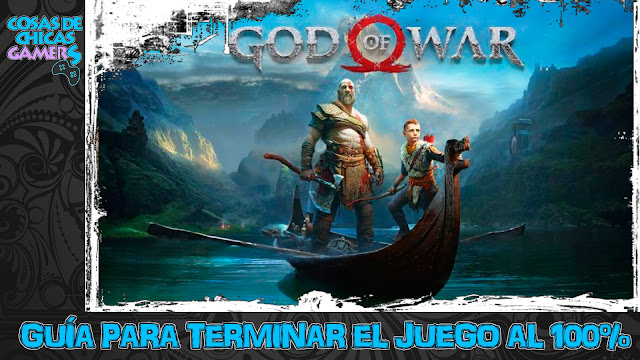 Guía God of War PS4