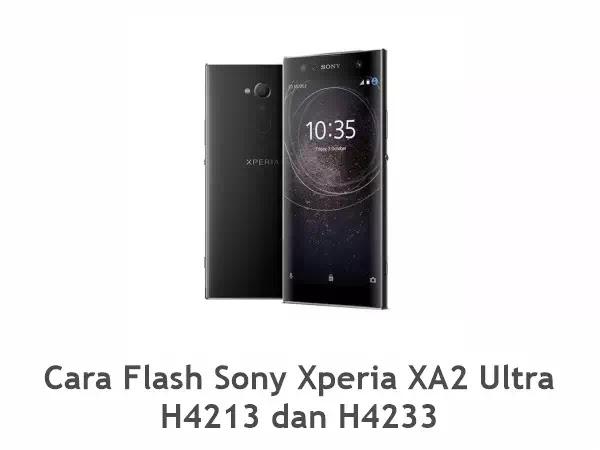 Sony Xperia XA2 Ultra H4213 dan H4233