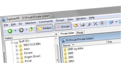 أفضل, برنامج, لإدارة, الملفات, على, ويندوز 10, مع, دعم, علامات, التبويب, المتعددة, ExplorerXP