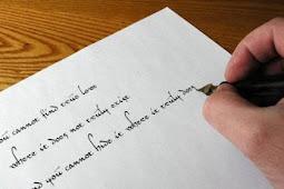Membaca Kepribadian Lewat Tulisan Dan Tanda Tangan