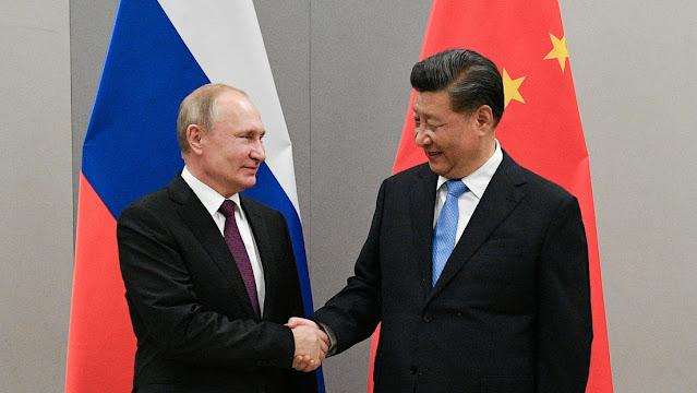 Warum Russland den Westen in den Wahnsinn treibt