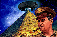 General Curtis LeMay, UFOs and Ancient Egypt