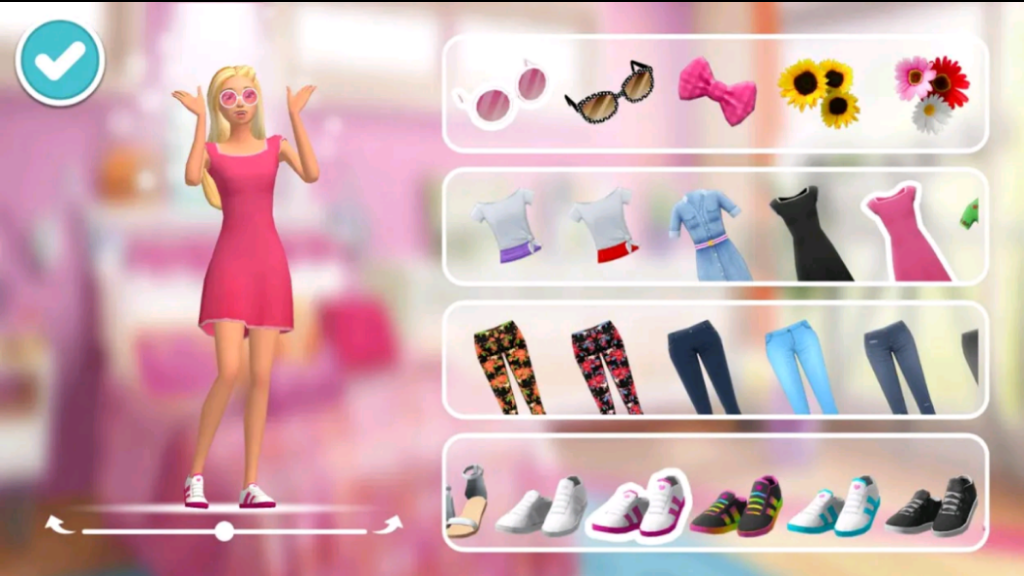 Barbie dreamhouse adventures hack tudo desbloqueado