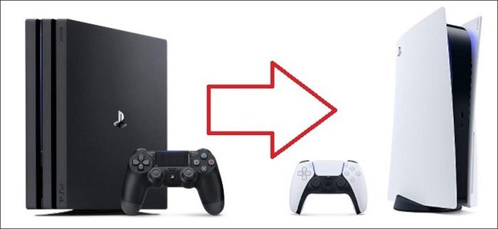 كيفية نقل الألعاب والبيانات المحفوظة من بلايستيشن PS4 إلى بلايستيشن PS5 بطرق مختلفة