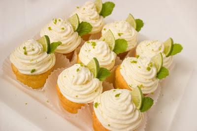 cupcake de caipirinha