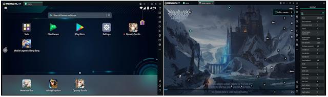 Cara Mudah Main Mobile Legends di PC