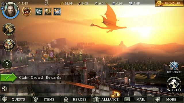 Screenshot Iron Throne
