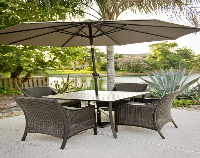 outdoor table and chairs menards
