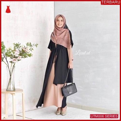 UTM006R68 Baju Runa Muslim Dress UTM006R68 006 | Terbaru BMGShop