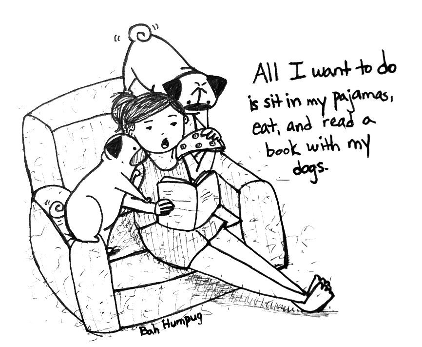 Bah Humpug: All I Want To Do