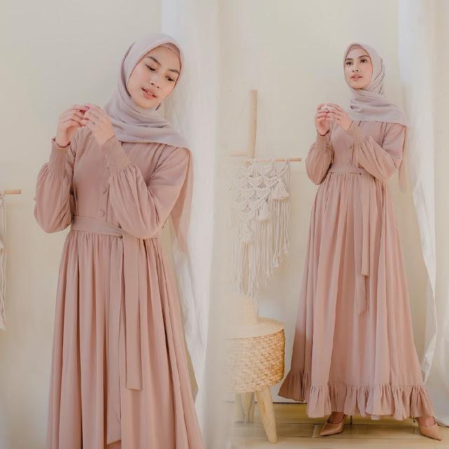 Baju Gamis Wanita Muslim