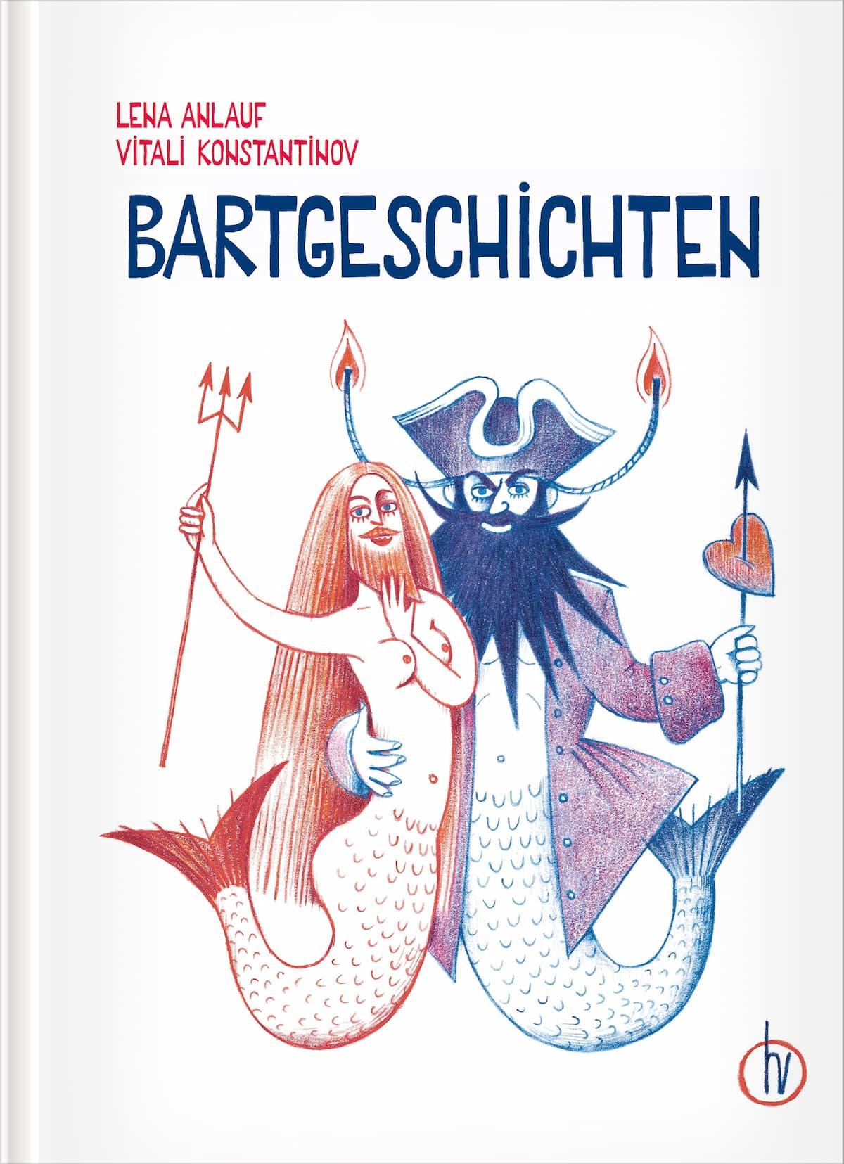 Bartgeschichten (b)ART– Wir feiern den Bart in Buch & Bild! | Literaturtipp