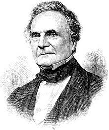 Charles Babbage Idea change world