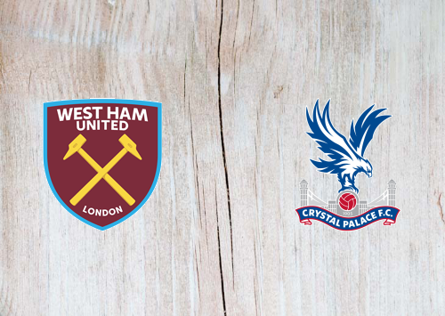 West Ham United vs Crystal Palace -Highlights 5 October 2019