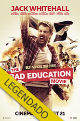 The Bad Education Movie – Legendado