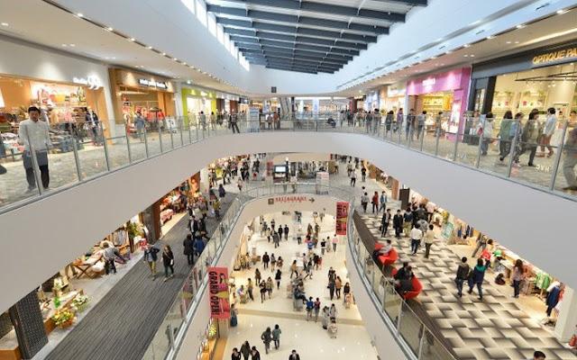 Trung tâm thương mại Aqua Park Bắc Giang