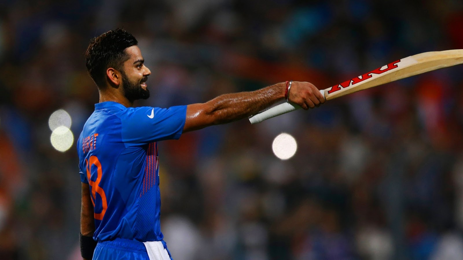 Virat Kohli blames poor batting for loss to NZ