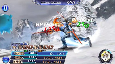 Dissidia Final Fantasy Opera Omnia v 1,0,3 Apk Android (Unreleased)