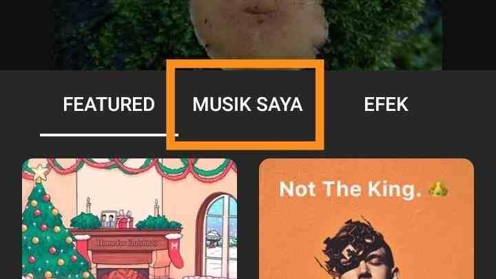 Bagaimana cara memotong lagu di InShot?