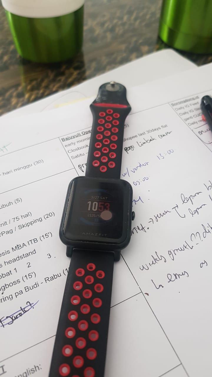 smartwatch ada semi-conductornya