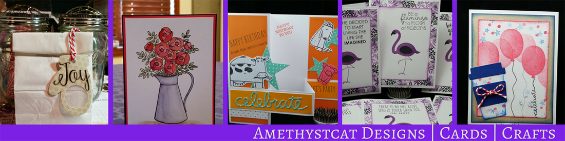 Amethystcat Designs: Stamping with Seleise