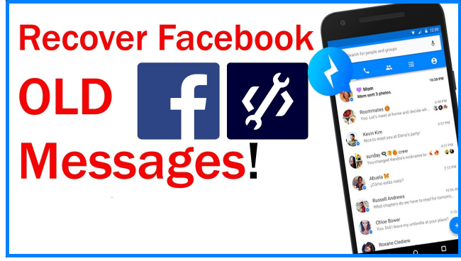 How to Get Old Facebook Messages - DaftarEmail com