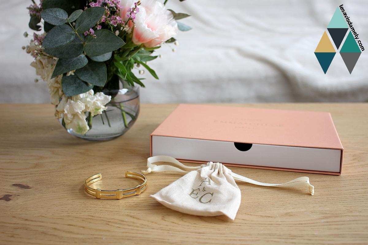 revue beauté box bijou emma et chloé