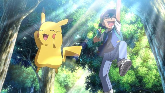 pokemon movie i choose you 2017 In Story