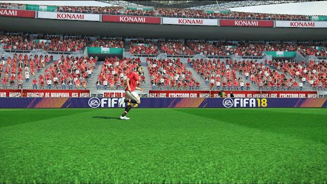 PES 2013 New Adboard versi FIFA 2018 V2 dari Arga