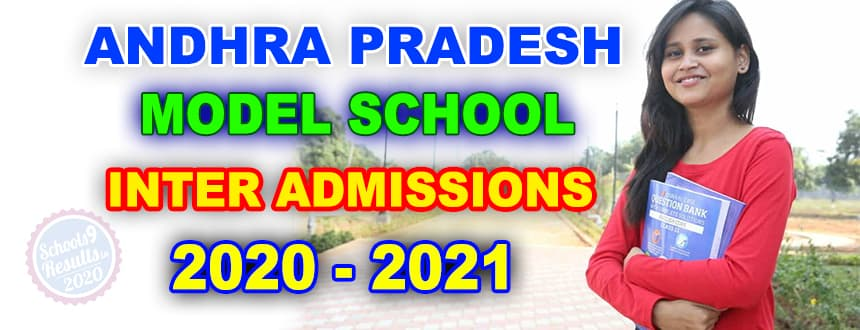 'AP-Model-School-Inter-Admissions-2020'