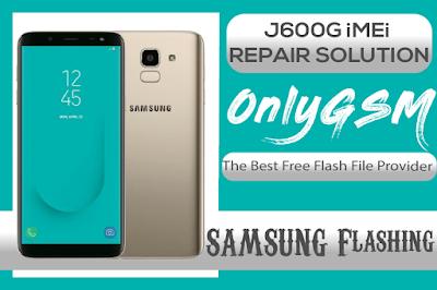 J600G U4 9 PIE Repair IMEI Solution