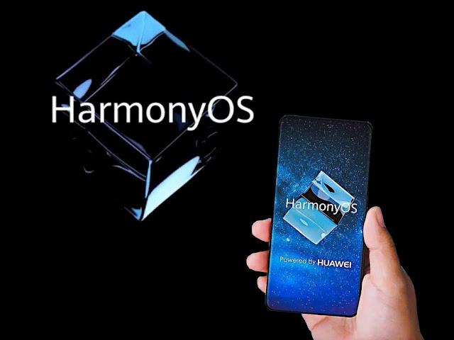 Huawei presentó su HarmonyOS