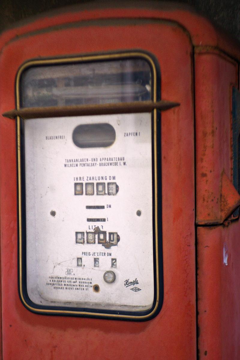 #206 Schneider-Kreuznach Reomar f2.8 45mm - Als der Liter Benzin noch 62 Pfennig kostete