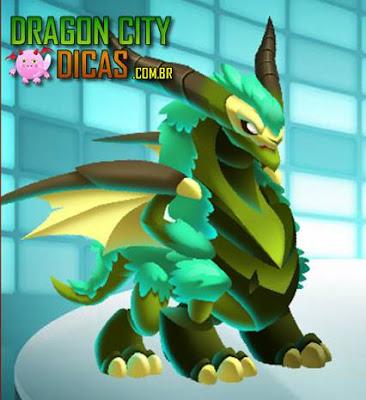 Dragão Elusivo - Informações