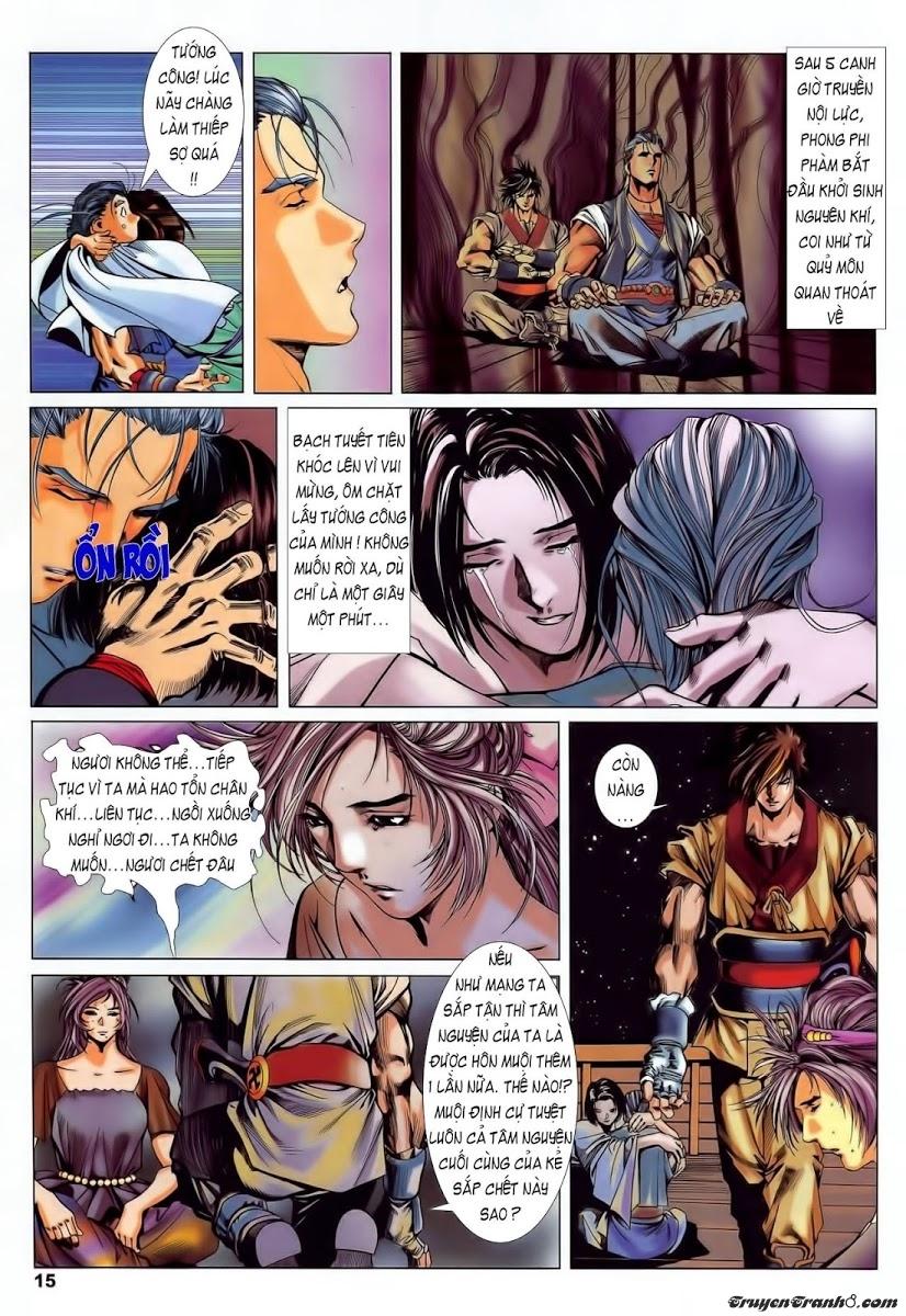 Lục Đạo Thiên Thư chap 19 - Trang 15
