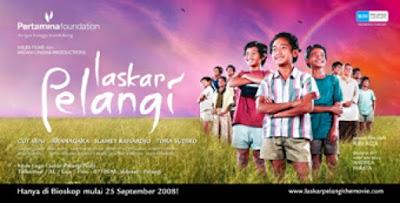 Film Laskar Pelangi 2008