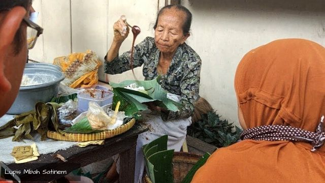 Five best street food in yogyakarta