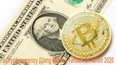 5 Cryptocurrency (Uang Digital) Terbaik Di Tahun 2020