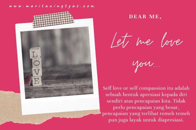 pengertian apa itu self love