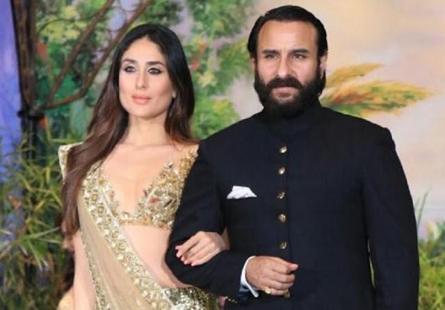 Kareena-Saif Ali Khan के दूसरे बच्चे का हुआ नामकरण! जानिए रखा है बेवी का नाम