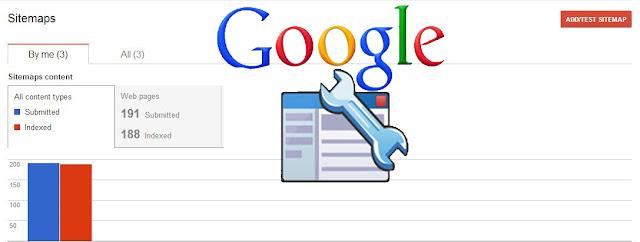 Cara Mudah Membuat Sitemap di Webmaster Google Terbaru