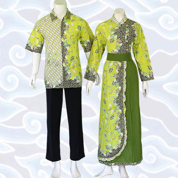 Baju Batik Terbaru Muslim Couple Pria Wanita Model Foto: Model Baju Batik Kantor Terbaru Wanita Kombinasi Atas