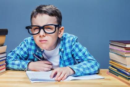 Penyebab Mata Minus pada Anak