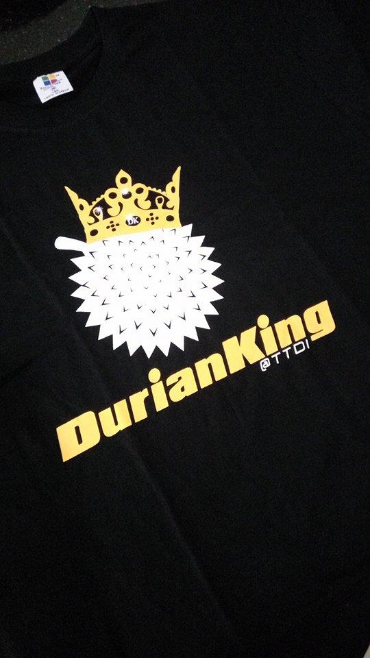 Follow Me To Eat La - Malaysian Food Blog: DURIAN KING TTDI