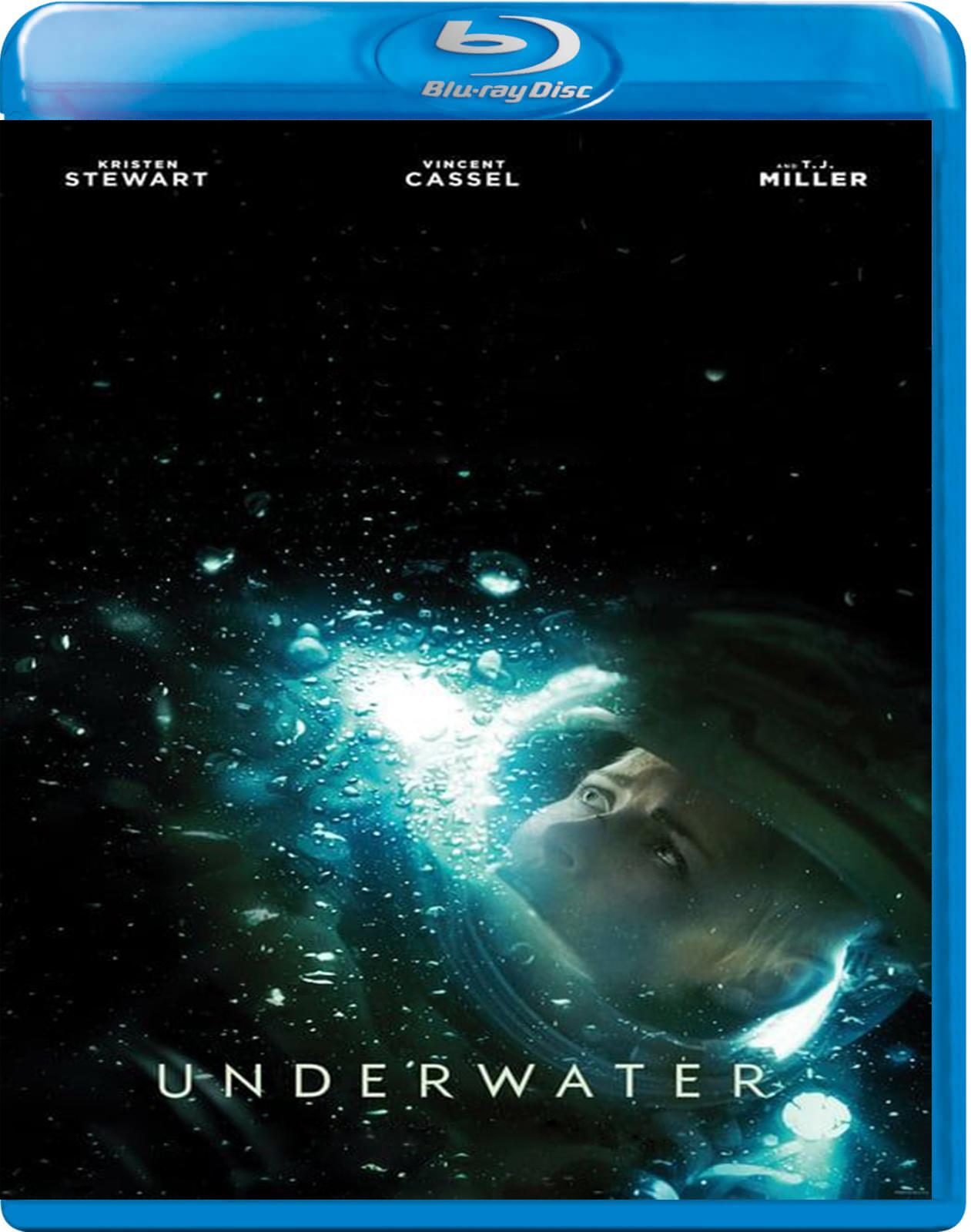 Underwater [2019] [BD25] [Latino]