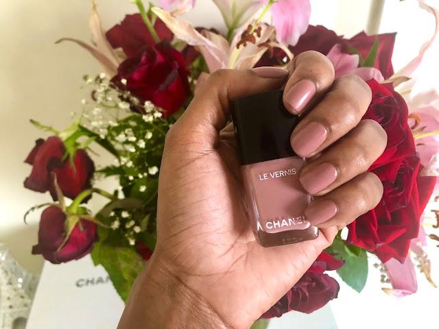 Chanel Le Vernis Daydream | bellanoirbeauty.com