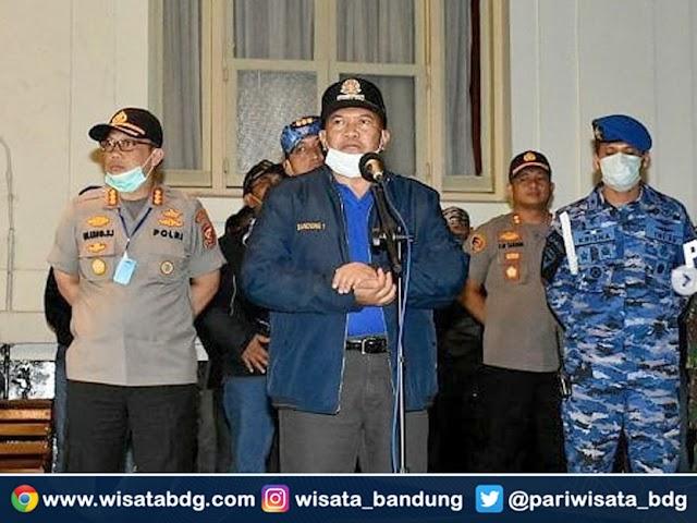 Ini Isi Surat Edaran Terbaru Wali Kota Bandung Terkait Penanganan Covid-19