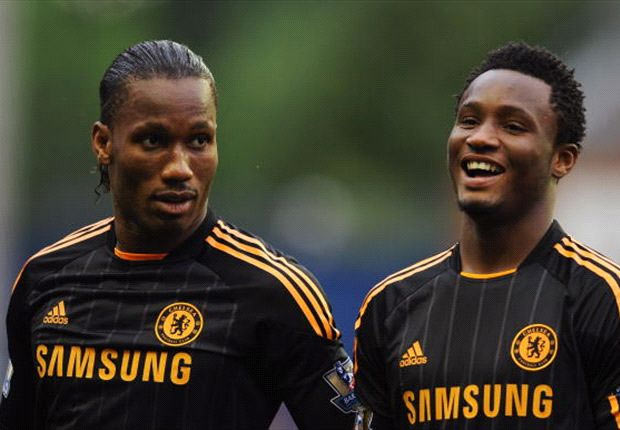 Drogba to Mikel: Leave Chelsea, play for Marseille