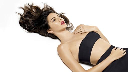 kendall jenner sexy models photo shoot for harper's bazaar magazine